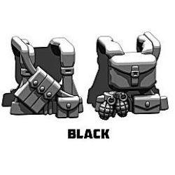 US Ranger Vest black
