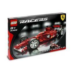 8386 Ferrari F1 Racer