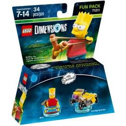 71211 Fun Pack: Bart Simpson