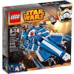 75087 Anakin's Custom Jedi Starfighter