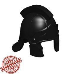Шлем центуриона черного цвета