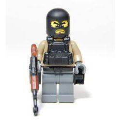Minifigure Terrorist v 1.0