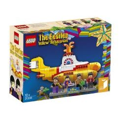 21306 Beatles Yellow Submarine