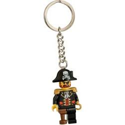 852544 Pirate Captain Key Chain