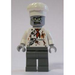 Минифигурка Зомби-повар