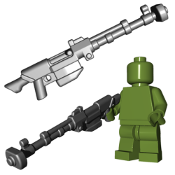 Противотанковая винтовка черная