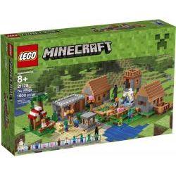 21128 Майнкрафт Деревня