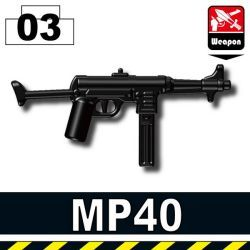 MP40 Black