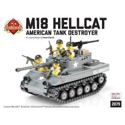 M18 HELLCAT - AMERICAN TANK DESTROYER