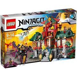 70728 Battle for Ninjago City
