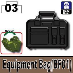 Портфель черный BF01