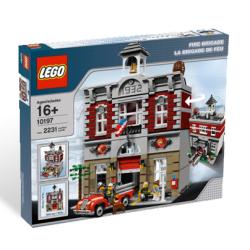 10197 Пожарная станция
