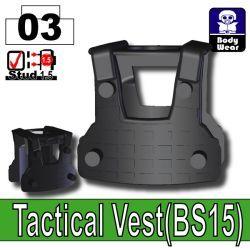 Tactical Vest(BS15) Black
