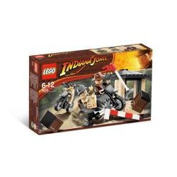 7620 Indiana Jones Motorcycle Chase