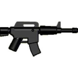 Винтовка M4 стального цвета