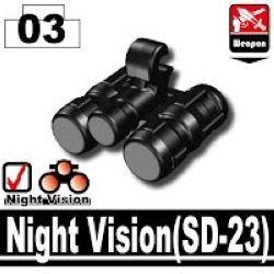 Night Vision Black (SD-23)