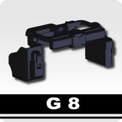 Тактический пояс G8 черный