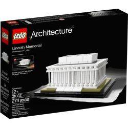 21022 Lincoln Memorial