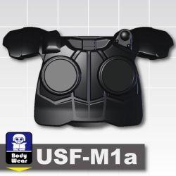 Броня USF-M1a черного цвета