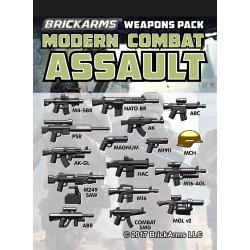 Набор штурмового оружия и аксессуаров