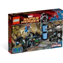6873 Spider-man's Doc Oc Ambush