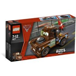 8677 Ultimate Build Mater