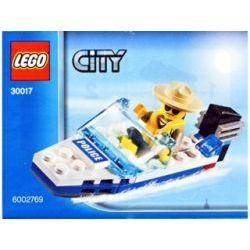 30017 Police Boat