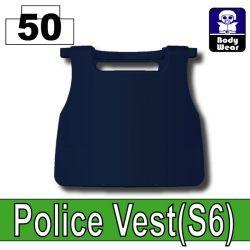 Police Vest(S6) Dark Blue
