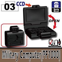 Military Computer (PF1000) Black
