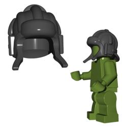 Советский шлемофон серый