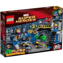 76018 Avengers: Hulk Lab Smash
