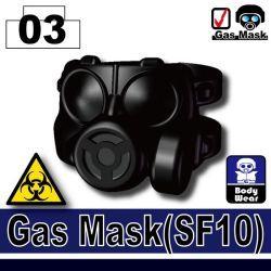 Black GasMask (SF10)