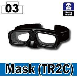 Mask TR2C Black