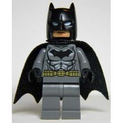 sh 151 Batman - Dark Bluish Gray Suit