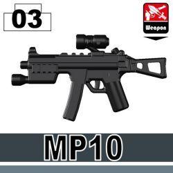 MP10 Black
