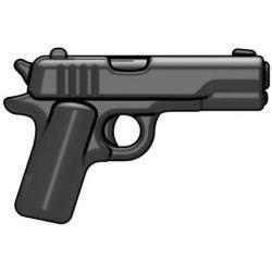 Пистолет M1911 v2 стального цвета