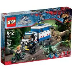 75917 Raptor Rampage