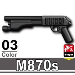 M870s Black