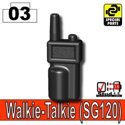 Walkie-Talkie SG120 Black