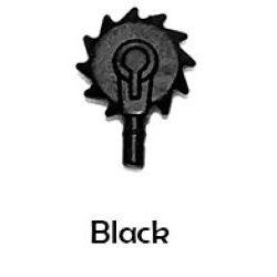 Рука-пила черного цвета