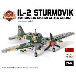 2147 Ил-2 Штурмовик