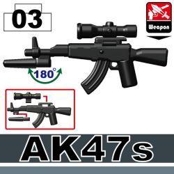 AK47s Black