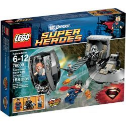 76009 Superman: Black Zero Escape