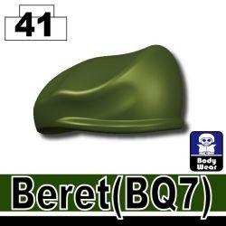 Зеленый Берет BQ7