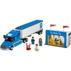 7848 Toys R Us City Truck
