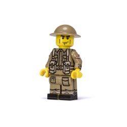 Британский пехотинец времен Второй мировой войны