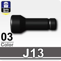 Black Flashlight J13