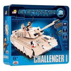 21905 ELECTRONIC TANK CHALLANGER I  W/BLUETOOTH