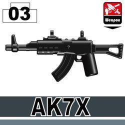 AK7X Black