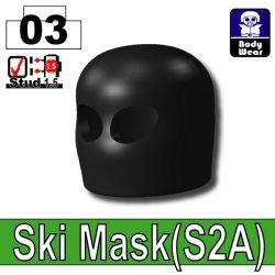 Ski Mask S2A  Black
